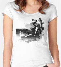 Piano Genius Women's Fitted Scoop T-Shirt
