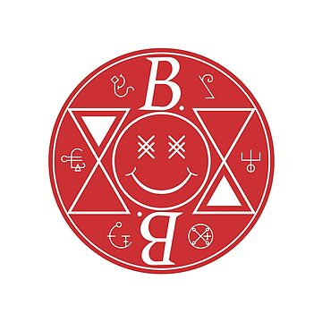 Bromance - Red Logo by Mrlagare456