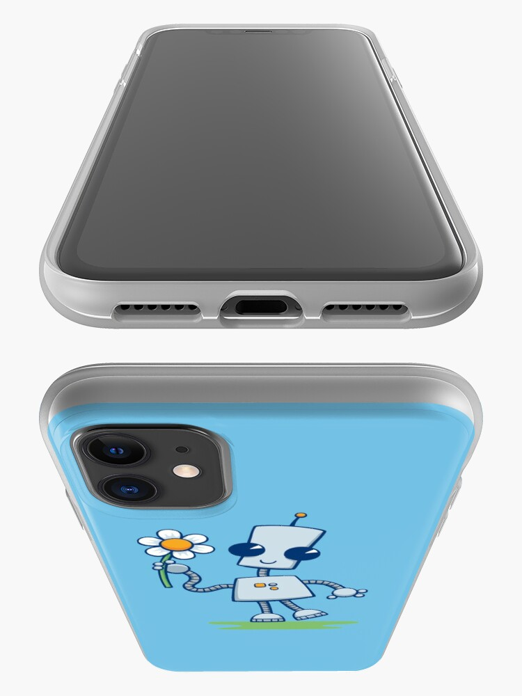 Alternate view of Ned's Flower iPhone Case & Cover
