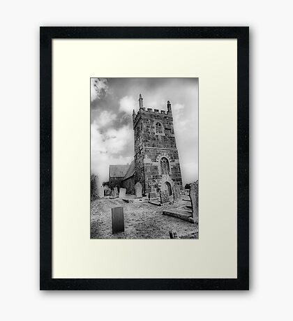St Grada's Church  Framed Print