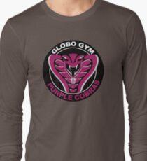 Purple Cobras Long Sleeve T-Shirt