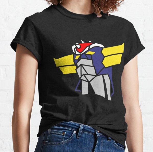 Goldorak couleurs T-shirt classique