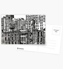 City Life Postcards