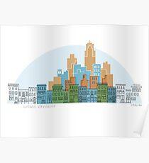 Urban Dreamer Poster