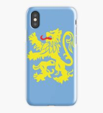 Official Flag of 2311 N Los Robles Ave, Apt 4A, Pasadena, CA 91104 iPhone Case/Skin