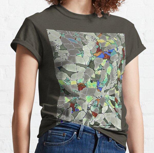 Moon Rock:  Mental Map Series Classic T-Shirt