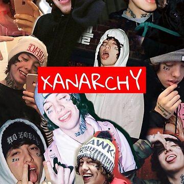Lil Xan XANARCHY  by Indigorunner
