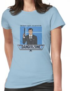 DANGAH ZONE Womens Fitted T-Shirt