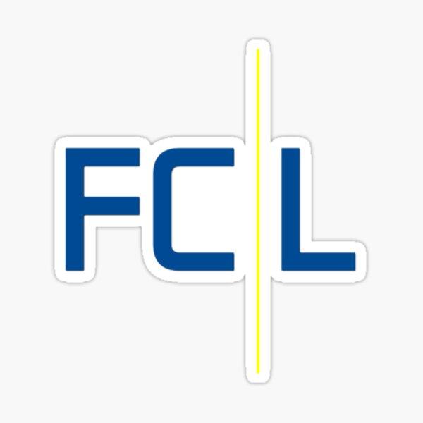 LOGO FCL OFFICIEL  Sticker