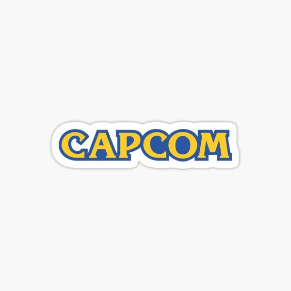 Marchandise Capcom Sticker
