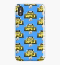 Fortnite Battle Royale iPhone Case/Skin