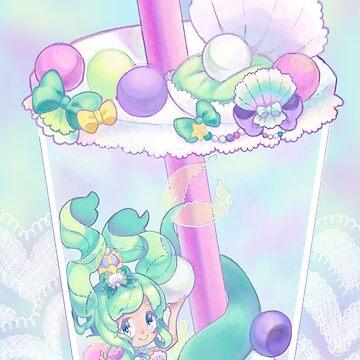 Bubble tea by Shiro-N
