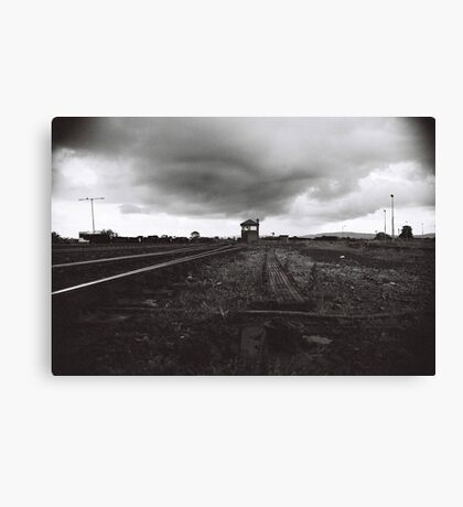 Up the Junction Canvas Print