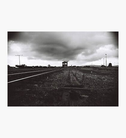 Up the Junction Photographic Print