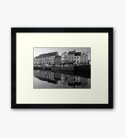 George's Quay Framed Print