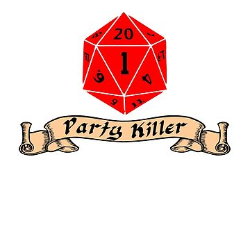 Party Killer D&D RPG by Nat20gg