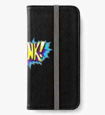 Clank iPhone Wallet/Case/Skin