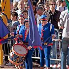 Why Does He Always Get the Drum?? !! by phil decocco