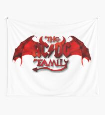 ACDC Wall Tapestry