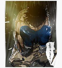 manga, anime -hajime no ippo- Poster