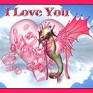 I Love You by Barbara A. Boal
