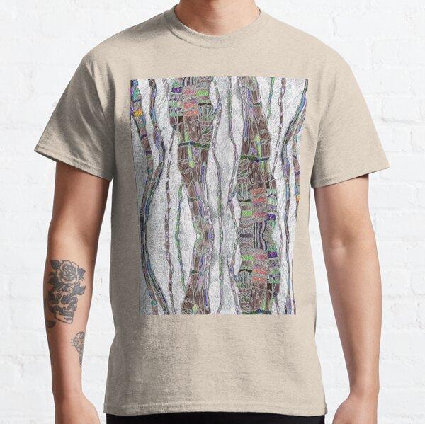 Mental Maps Series:  Threads Classic T-Shirt