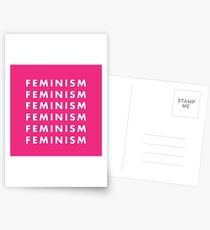 Feminism Prints Postcards