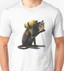 Scuba Cat T-Shirt