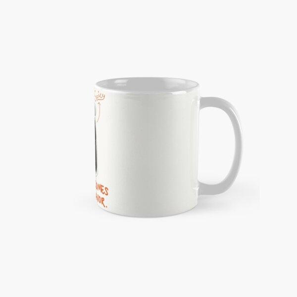 """""""Attitude Comes in Every Flavor"""" Classic Mug"""