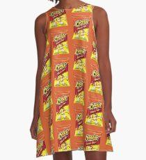 Flamin Hot Crunchy Cheetos A-Line Dress