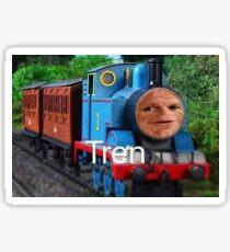 Tren Sticker