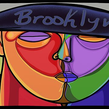 Brooklyn Dude by Masudcreations