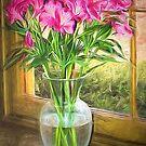 Flowers In The Window by jules572