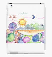 Elemental Forces iPad Case/Skin