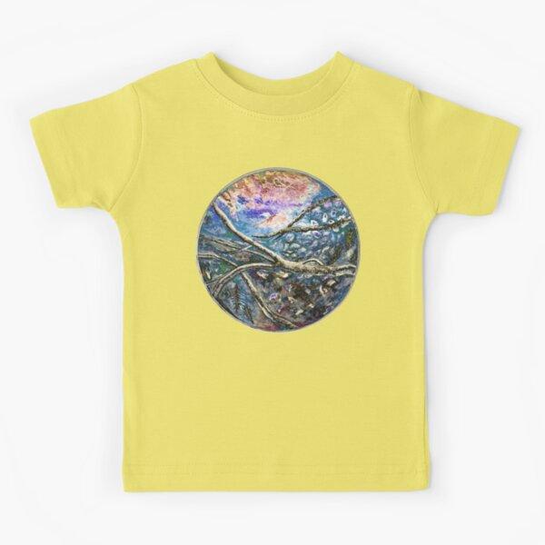 Salish Sea Circle of Life Kids T-Shirt