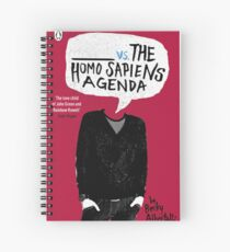 Love Simon Spiral Notebook
