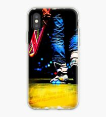 Future and Back iPhone Case