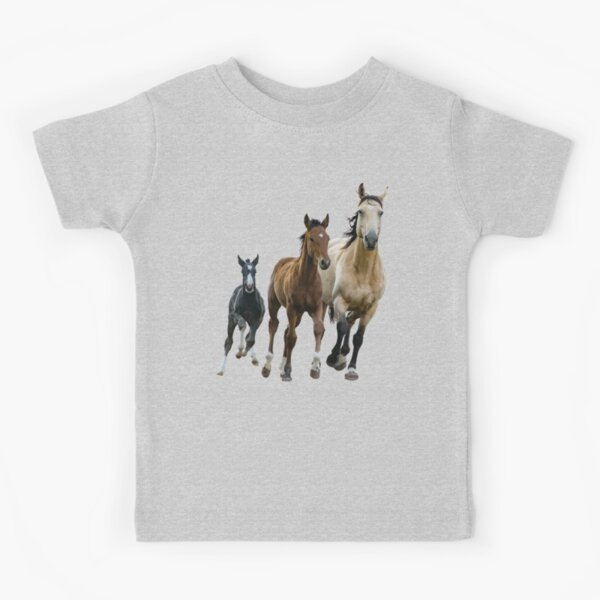Horses are my Friends Kids T-Shirt
