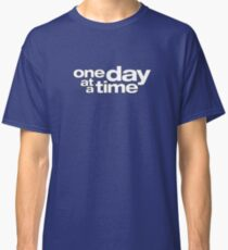 One Day at a Time - basic logo - netflix Classic T-Shirt