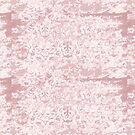 Soft Pink Floral by Theresa Tunstall