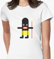 The Boogieman Womens Fitted T-Shirt