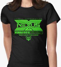 Nexus 6 Replicants Women's Fitted T-Shirt