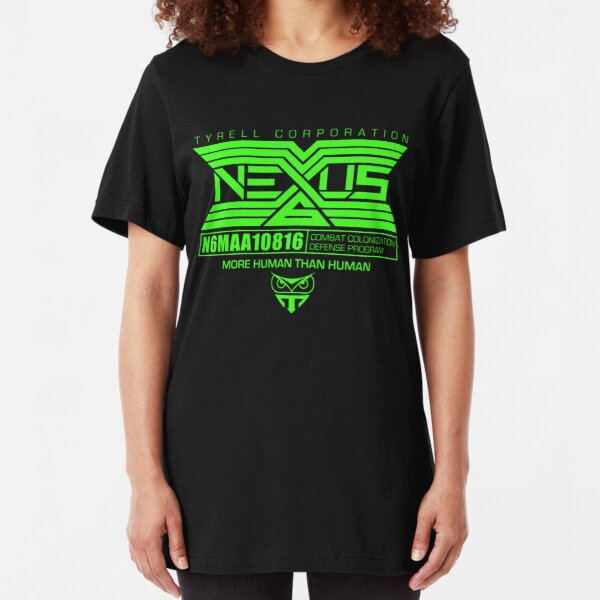 Nexus 6 Replicants Slim Fit T-Shirt