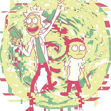Rick And Morty — Into the Void by Obtineo