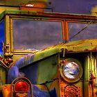 Camo Truck by sailorsedge