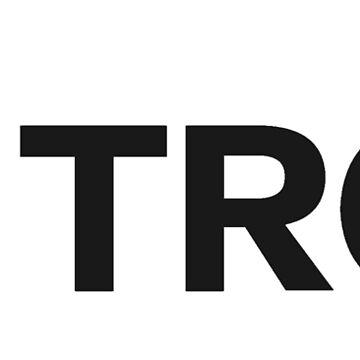 TRON Logo by cryptoboy