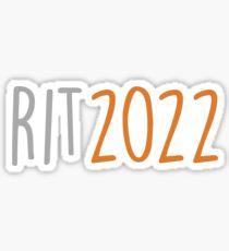 rit 2022 Sticker
