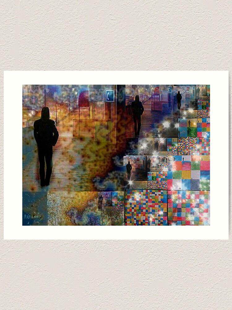 Alternate view of Untitled Art Print