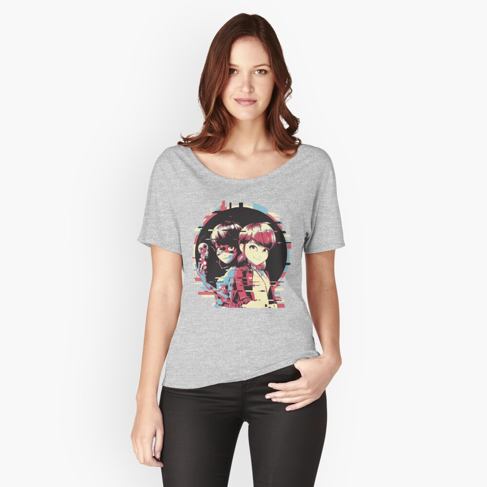 Wunderbar - Marienkäfer (Marinette) Loose Fit T-Shirt