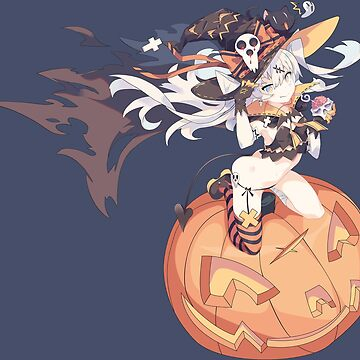 amatsukaze halloween by Animenox